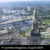 Towering Achievement